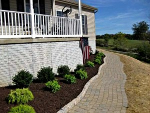Landscape Design and Custom Pathways in Maryland