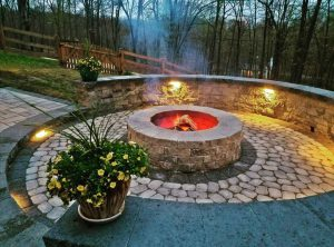 nightscape firepit