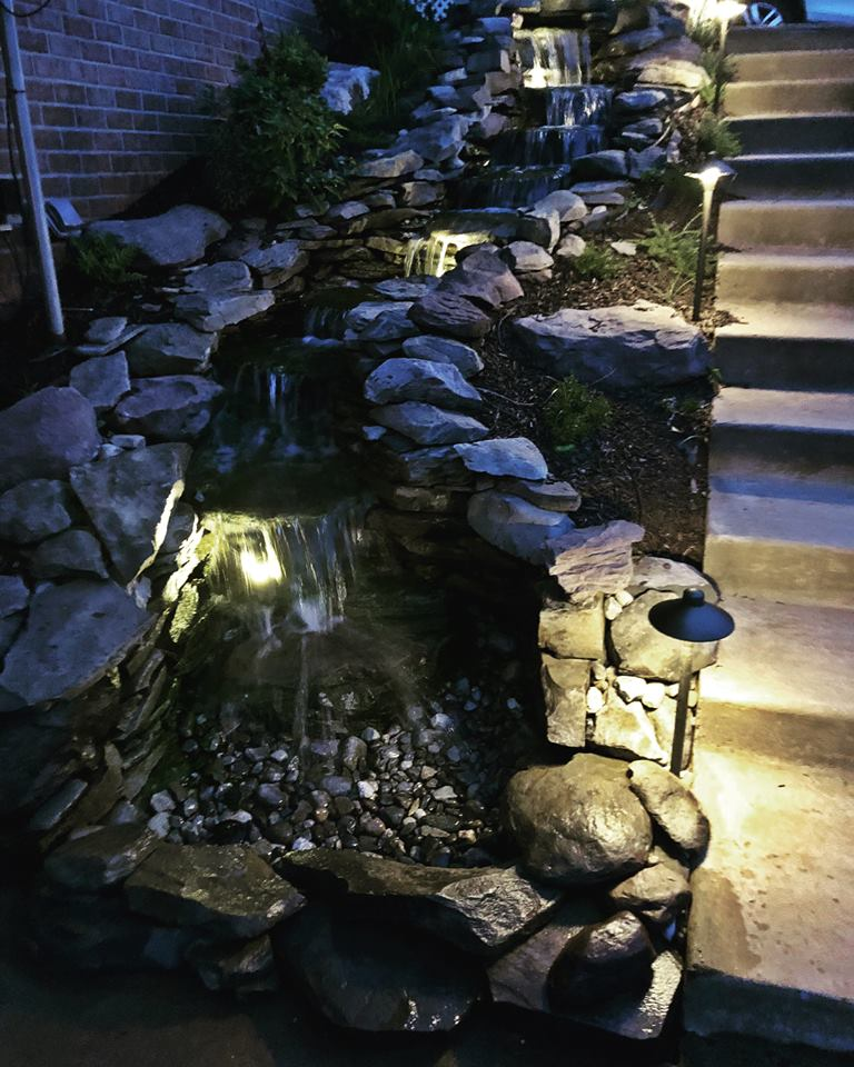 Porch Light Llc: Nightscapes & Outdoor Lighting In Frederick, Maryland