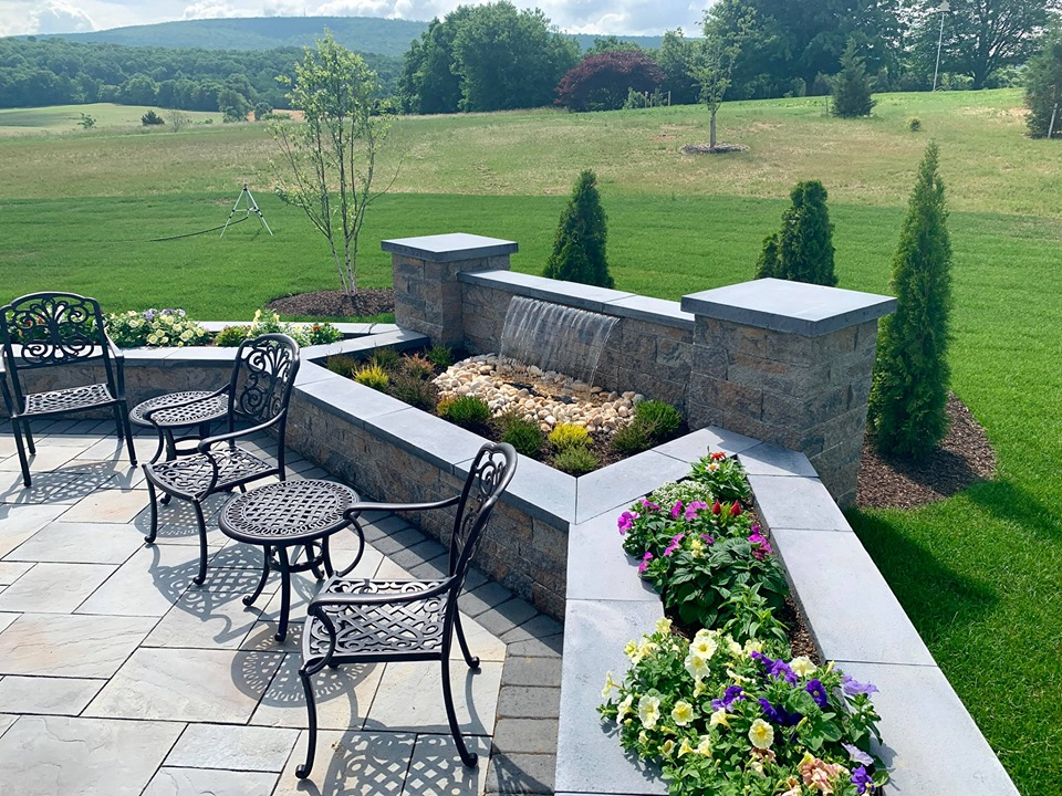 Excellent Water Features Frederick County Maryland Barrick Garden Pabps2019 Chair Design Images Pabps2019Com